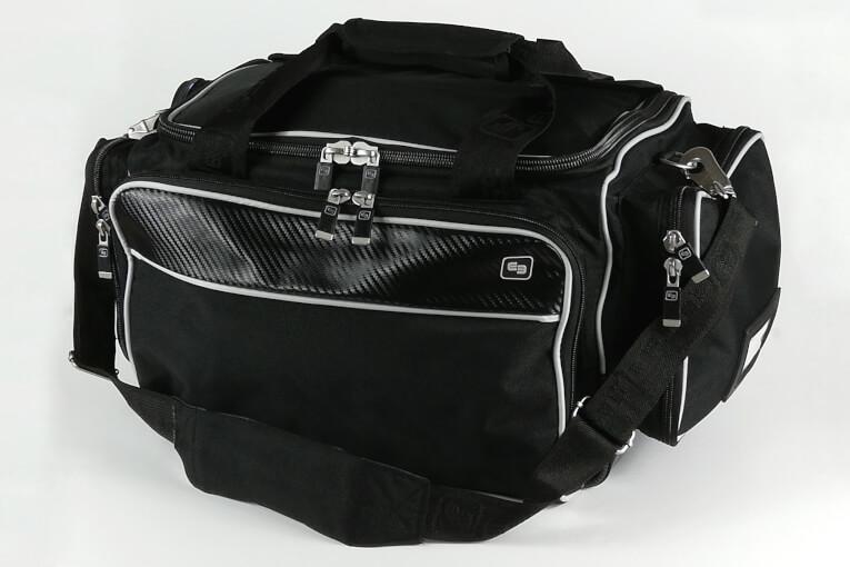 Arzttasche Medic's groß schwarz Rucksack Trolley mit Ampullarium von Elite Bags 765x510