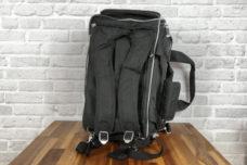 Arzttasche Rucksack verstaubar schwarz groß