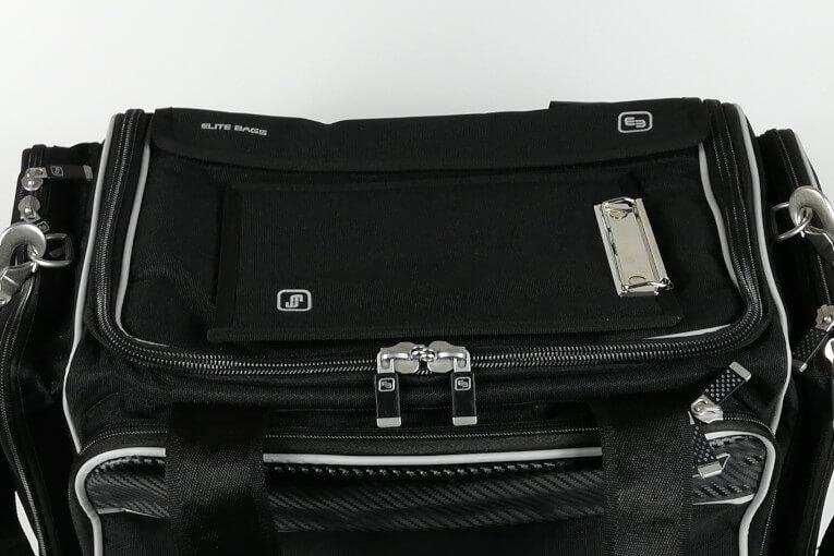 Hausbesuchstasche Deckeltasche geschlossen ohne Klemmbrett