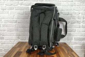Arzttasche-Rucksack-verstaubar-schwarz-groß